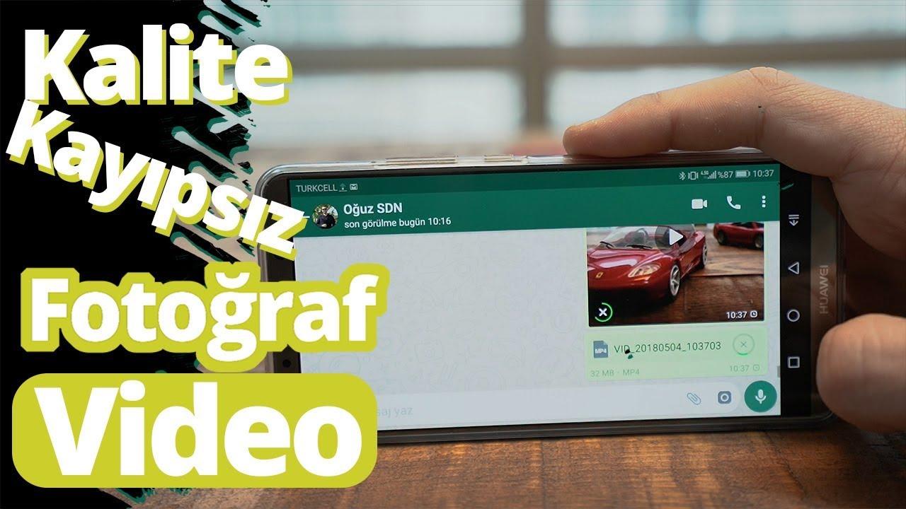 Whatsapp Silinen Video Ve Fotoğrafları Kurtarma - Programsız