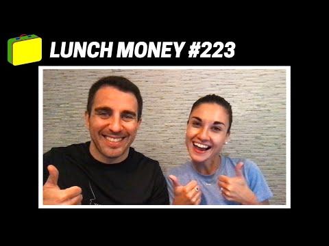 Lunch Money #223 - Crypto, Goldman Sachs, CBOE, Rocket Lab, Wealth Tax, #ASKLM