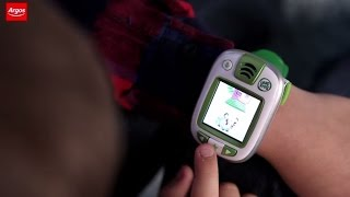 VTech Watch and Leapfrog Band Review by Kids | Argos