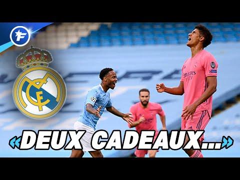Le Real Madrid et Raphaël Varane prennent cher | Revue de presse