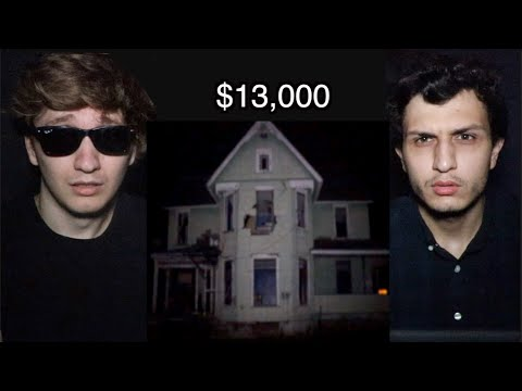 We Bought a HOUSE off the Dark Web!