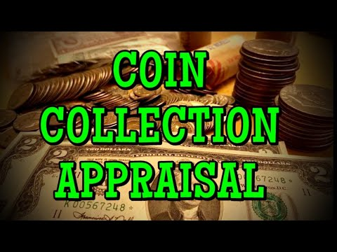 TIME TO AUDIT A Coin Collection For Appraisal Value!