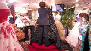 Miami, FL Custom Evening Gowns, Custom Bridal Wedding Dresses & Custom Couture Pageant