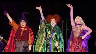 Full Hocus Pocus Villain Spelltacular show from Mickey s Not So Scary Halloween Party