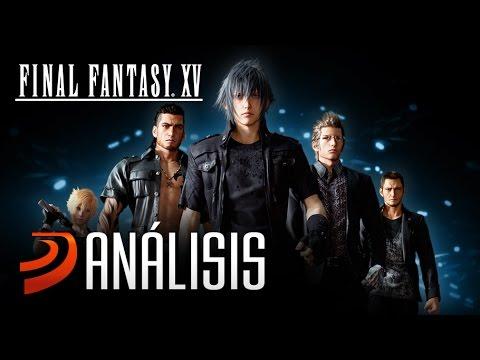 Final Fantasy XV Análisis // El triunfo de las emociones
