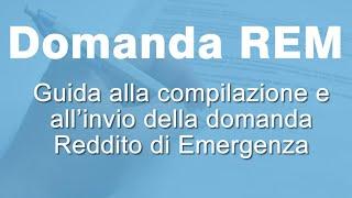 REDDITO DI EMERGENZA: Come fare domanda online all'Inps?