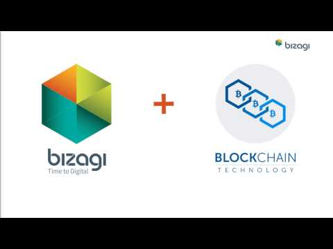 How to Leverage Blockchain in Bizagi Applications