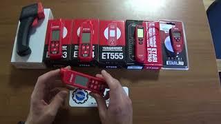 Обзор толщиномеров ETARI  Сравнение моделей толщиномеров фирмы ETARI