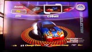 Rumble Racing Cars
