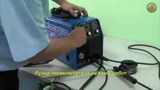SOLARIS MULTIMIG-220 Инверторный сварочный