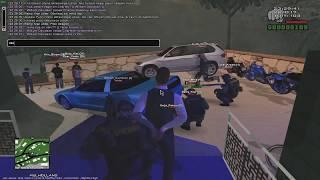 Nebulos Roleplay - Swat raid [GTA:SAMP]