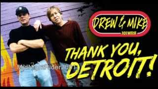 Drew and Mike Sign Off WRIF