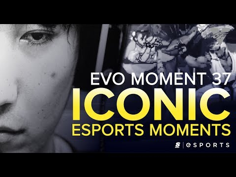 "ICONIC Esports Moments: EVO Moment 37 - ""The Daigo Parry"" (Street Fighter)"