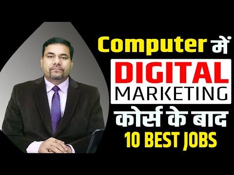 Best Jobs or career after Digital Marketing Course, Digital Marketing Jobs, Digital Career
