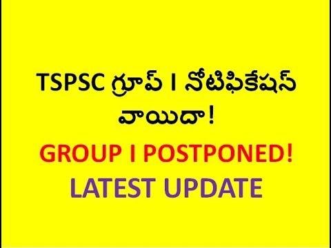 I postponed
