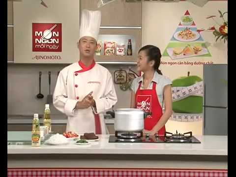 Hướng Dẫn Cách Nấu Ăn Món Bún Giò Heo Nấu Giấm   Món Ngon Mỗi Ngày