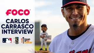 "Carlos ""Cookie"" Carrasco Interview"