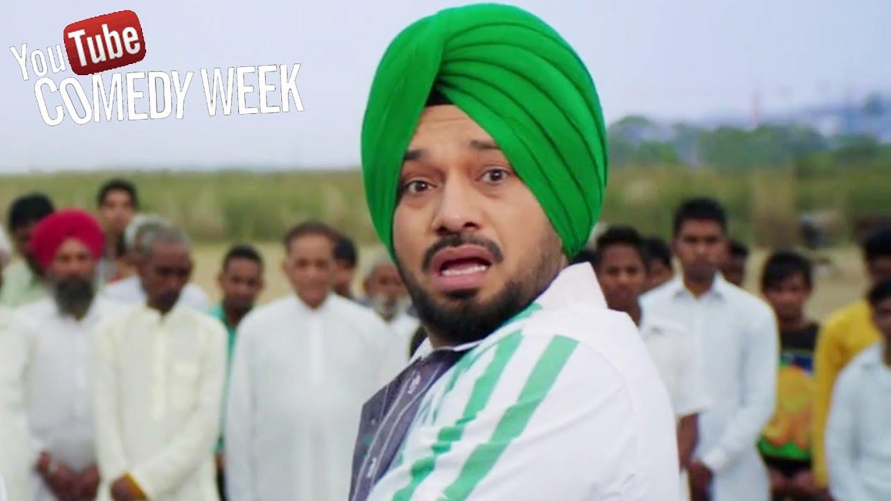 Download Assi Pind Nanke Rehnde Si, Sadi Bua Ethe Padti Si - Jatts in Golmaal | Comedy Punjabi Movies 2013