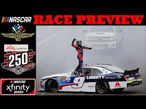 Previewing The 2018 Lilly Diabetes 250 at INDIANAPOLIS MOTOR SPEEDWAY