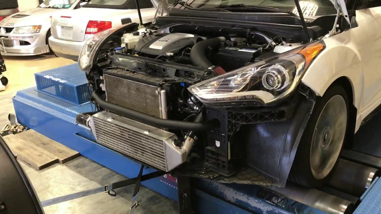 front mount intercooler kit v2 Hyundai Veloster Wiring Harness