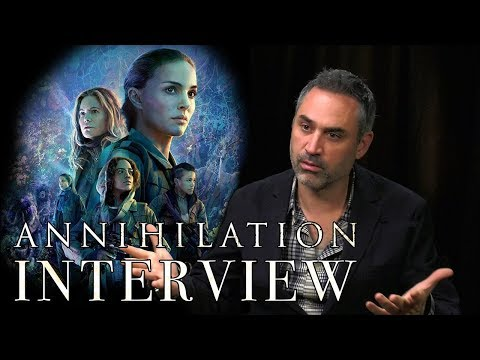 ANNIHILATION: Alex Garland Interview