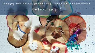 Download Mp3 Happy Holistics Presents: Creative Meditations.  Colouring!