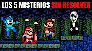 Los 5 misterios sin resolver en Videojuegos - Retro Toro