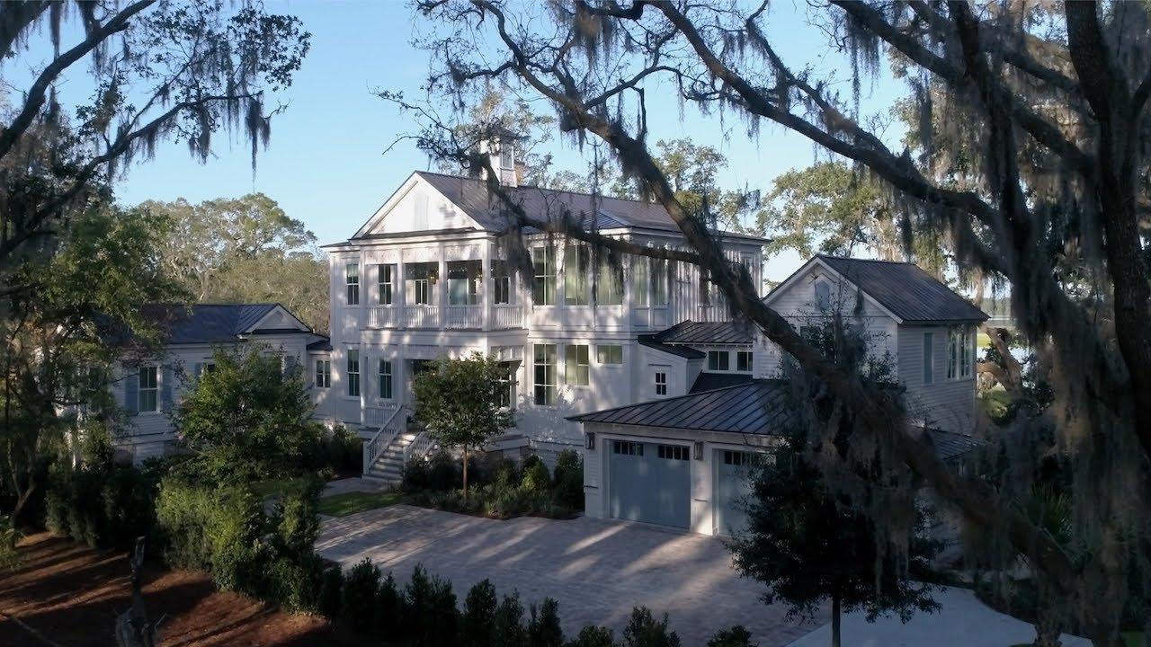 Southern Living Idea House 2019 - Amelia Island, Florida