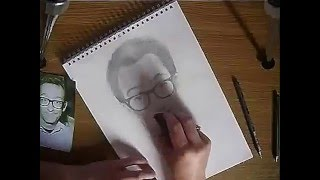 Tom Kenny Speed Drawing