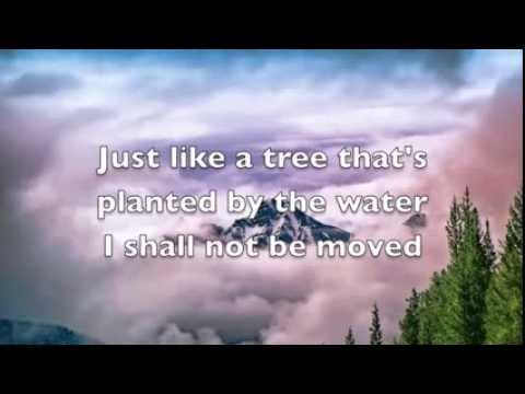 I Shall not be Moved (with Lyrics) Hymn, Daniel Lovett