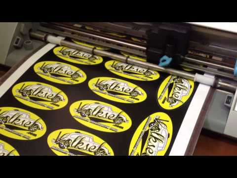 Fast Online Sticker Printing in Malaysia