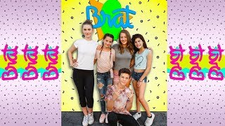 BEHIND THE SCENES AT BRAT'S CHICKEN GIRLS! ANNIE LEBLANC, HAYDEN SUMMERALL AND BROOKE BUTLER