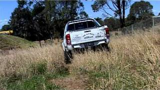 Toyota Hilux Vigo Suspension Test- Standard Vs The Ultimate Suspension On and Off Road 4x4 Trial