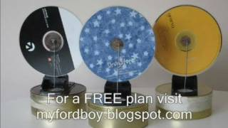 Easy to Build Stirling Cycle Engine. Free Plans, Hot Air