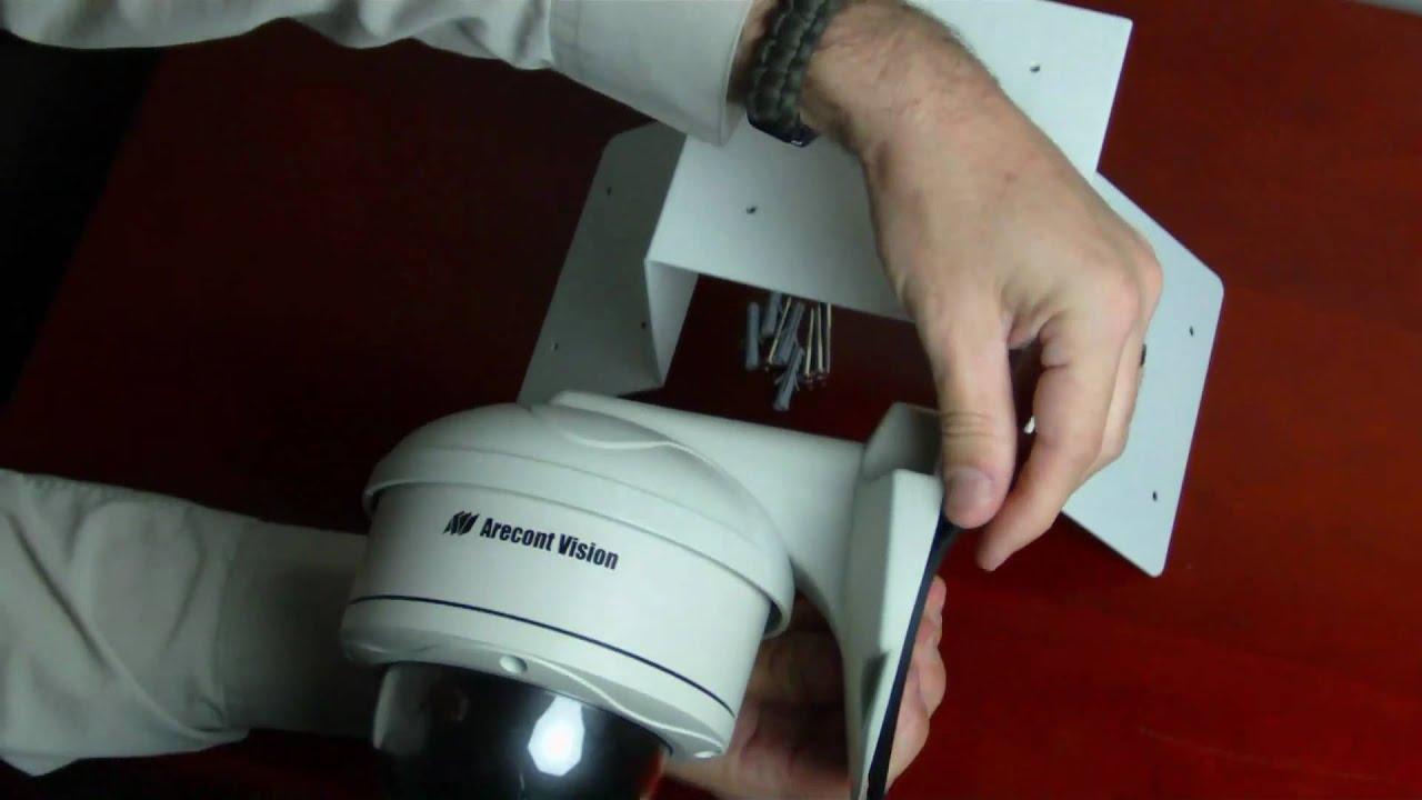 Driver for Arecont Vision AV2115DN IP Camera