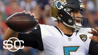 Jaguars Can't Win With QB Blake Bortles Throwing Interceptions | SportsCenter | ESPN