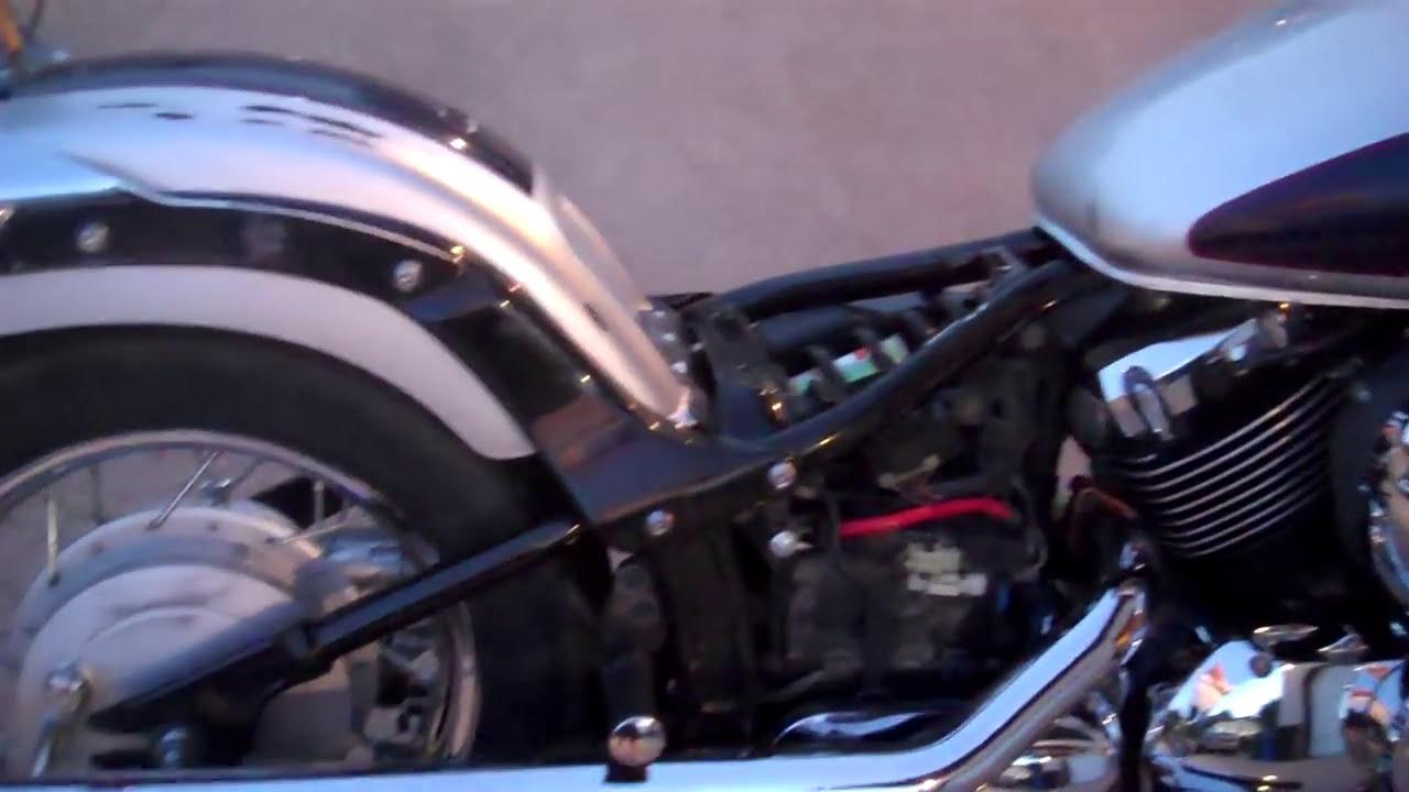 Vstar-950-6 2006 Yamaha V Star 1100