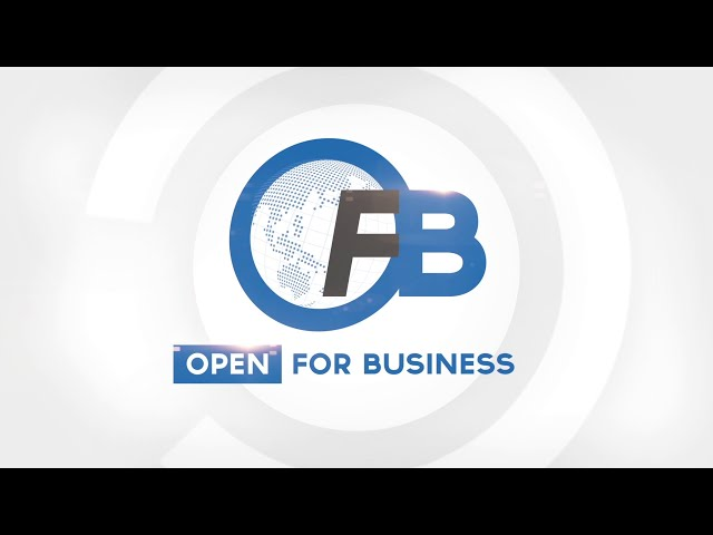 WATCH: Open For Business - Sept. 25, 2021