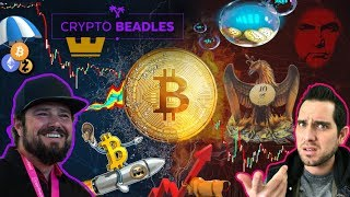 What's Happening with Crypto?!? Crypto Beadles LIVE Stream | Community Crypto Chat 🚀 $BTC $ETH $XRP