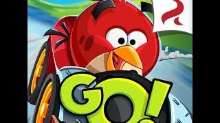 Angry birds Go! Серия 16! 2 гонки и 2 ПОБЕДЫ! Seedway! Игра Энгри бердз гоу