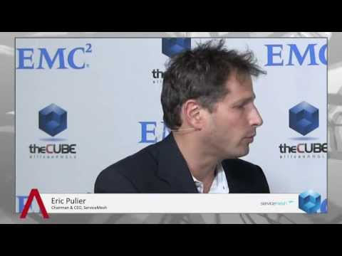 Eric Pulier - EMC World 2013 - theCUBE - #EMCWorld