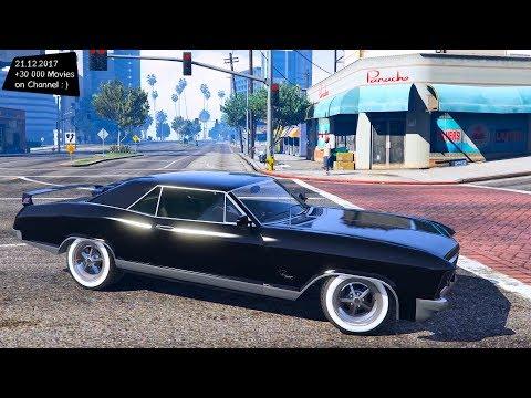 Buick Riviera 1968 Grand Theft Auto V , VI - future