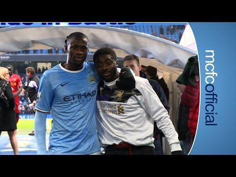 TUNNEL CAM | City 2-1 Liverpool