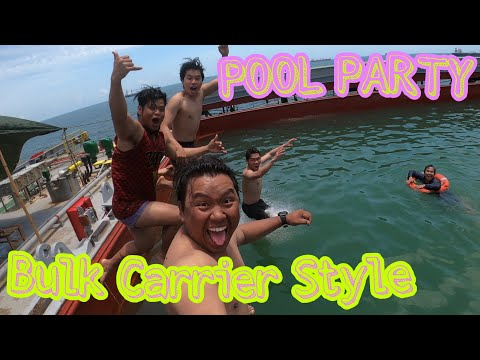 Pool Party | Bulk Carrier Style