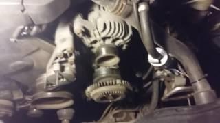 Заміна насоса ГУР. VW Passat B5. ADR 1.8 98 р. в. І приводні ремені на додачу.