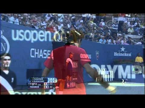 Roger Federer Moments - Grand Slam (HD 720p)