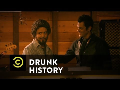 Drunk History - Kris Kristofferson Writes