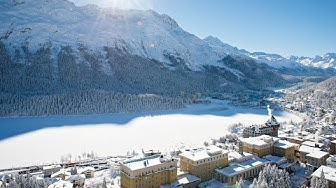 Kulm Hotel St. Moritz - Winter Image Video 2017