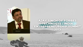 Ajay Singh of Forbes Technosys   India