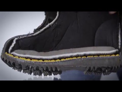 Baffin Inner Boot System Technology - Steel-Toe-Shoes.com